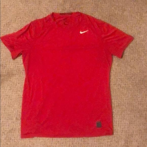 Men's Nike Pro Running Shirt